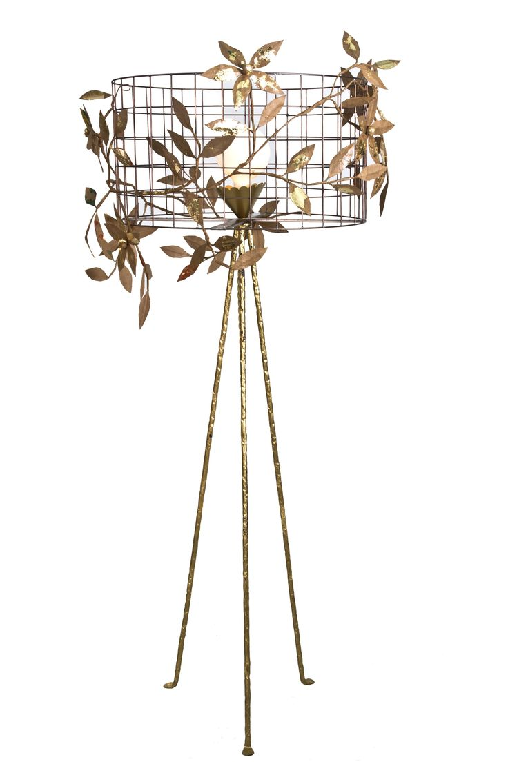 Buy Your Cooley Floor Lamp By Jane Gray For Stray Dog Designs Here The Features A Three Leg Base With Wire Shade
