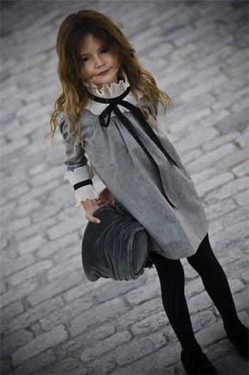 #cute #kids #fashion #girls #dress #beautiful #look