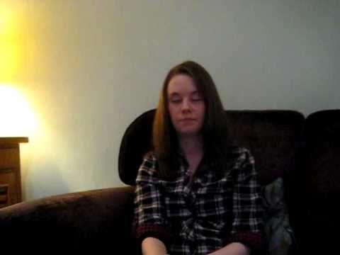 Broca's aphasia - Sarah Scott - teenage stroke