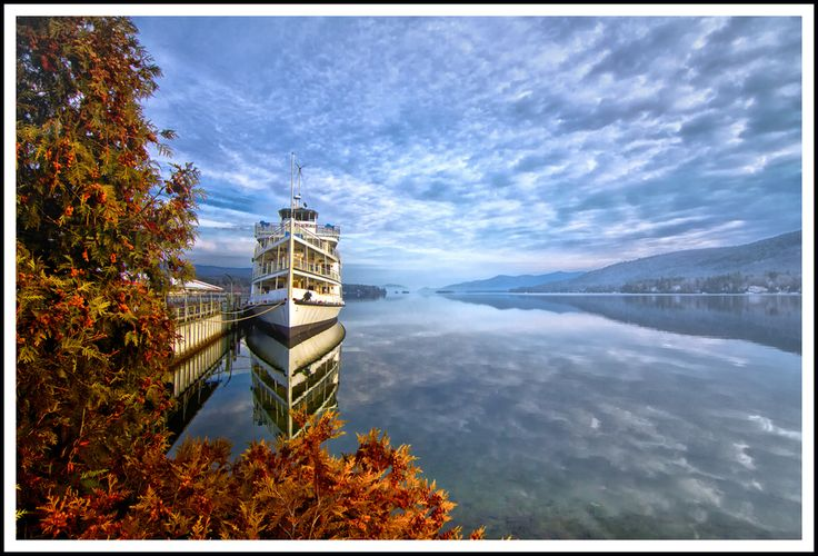 Lake George in Upstate NYPhotos, George Mornings, Paul Jolicoeur, Fall, Lake George In Ny, Lakes George, Mornings Lakes, George Ny, Destination