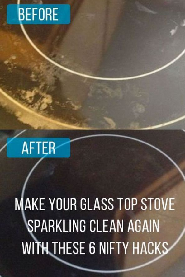 Give Your Gl Cooktop Stove A Deep Clean Nifty Hacks I Tried