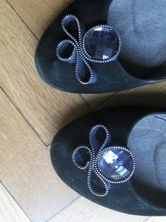 zip shoe clips