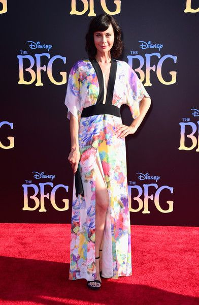 "Catherine Bell Photos - Actress Catherine Bell attends Disney's ""The BFG"" premiere at the El Capitan Theatre on June 21, 2016 in Hollywood, California. - Premiere Of Disney's ""The BFG"" - Arrivals"