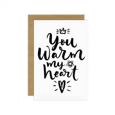 My heart -  Открытка