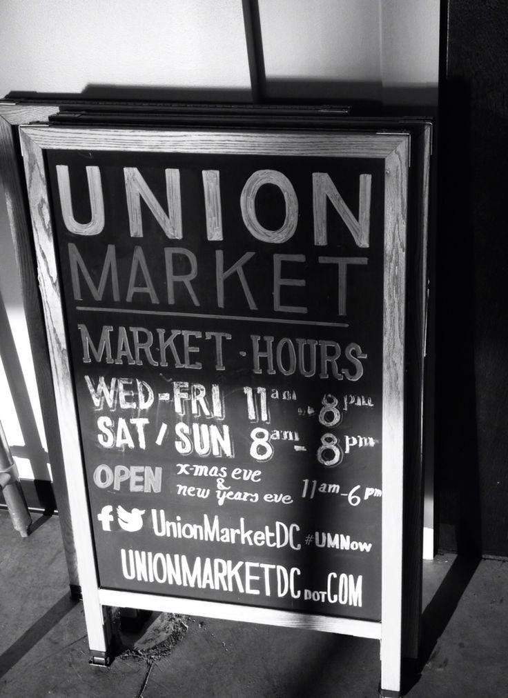 Union Market | Washington DC