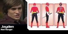 Jayden, the Red Samurai Ranger, Power Rangers Samurai