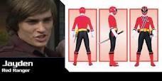 Jayden, the Red Samurai Ranger, Power Rangers Samurai