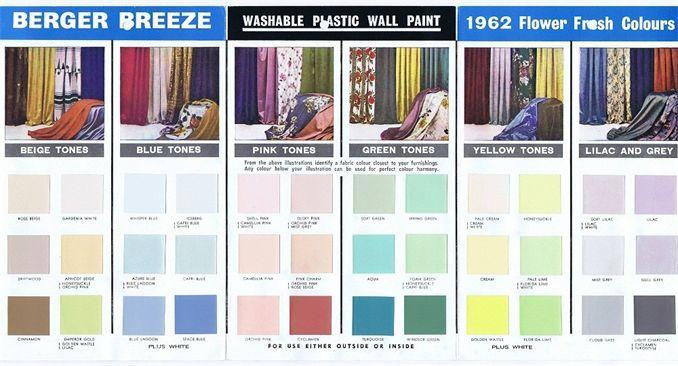 Berger Paint Colour Chart 78246 Loadtve