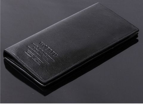 Popular Black and Coffee Long Wallet Men-Free Shipping