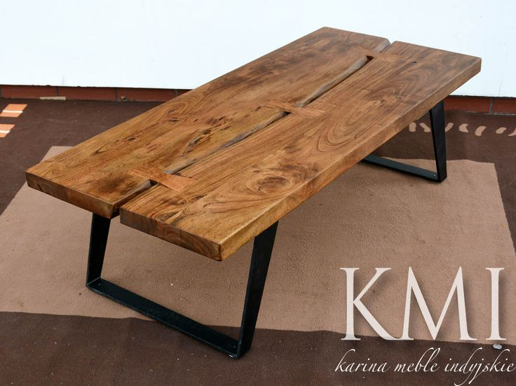 stolik Organic Loft - Karina meble indyjskie, kolonialne