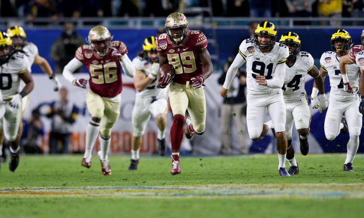 5 potential under-the-radar playmakers for Florida State Seminoles = Florida State sophomore quarterback Deondre Francois has established his spot as leader of the Seminoles offense. But who will be the playmakers? Francois can't do it alone. And there's a chasm with the NFL departure of.....