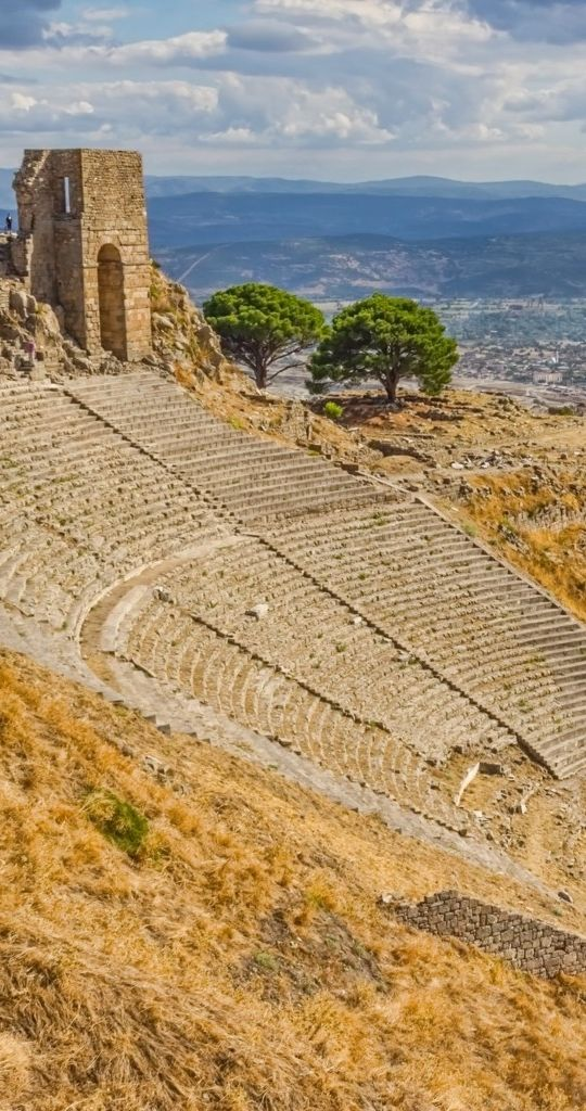 Enjoy a full day of discovering the UNESCO World Heritage Site of Pergamum in Turkey.