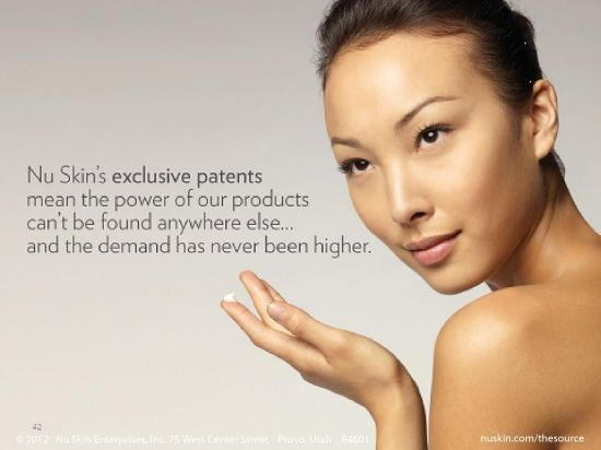 Nu Skin Product Training - PowerPoint PPT Presentation
