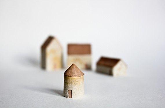 tiny little houses