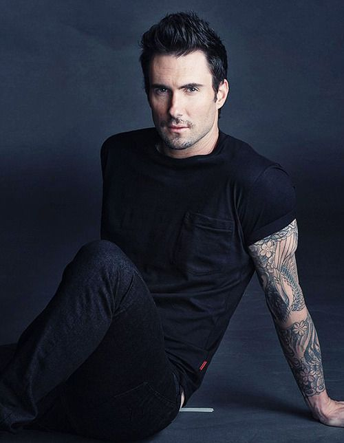 """ouradamlevine: """" 24 of ∞ pictures that prove that Adam Levine is hot af """""""