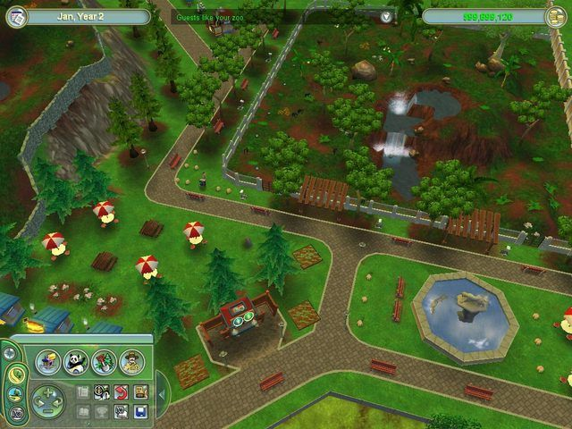 Zoo Tycoon 2: Zookeeper Collection Screenshot