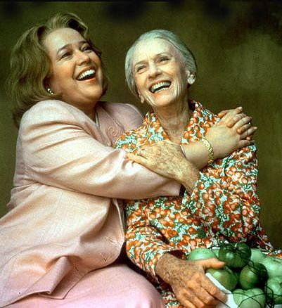 Kathy Bates & Jessica Tandy in Fried Green Tomatoes