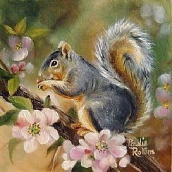 A Taste of Spring ~ by Artist Paulie Rollins
