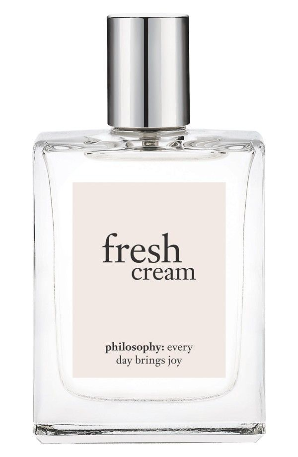 fresh cream eau de toilette is a delicious fragrance created by philosophy to delight your senses and bring you pure joy.