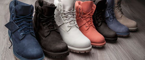new color timberlands on sale