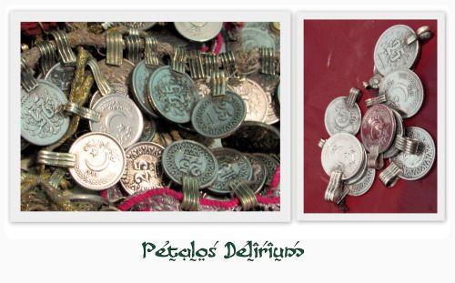 Monedas Kuchi en ….https://www.facebook.com/petalosdeli