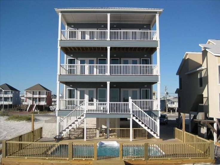Wonderful Endurance Beach House Gulf Shores Part - 13: Endurance Beach House Vacation In One Of The Premier Beachfront Homes  Located In Beautiful Gulf Shores. One Of The Most Beautiful And Desired  Locations On ...