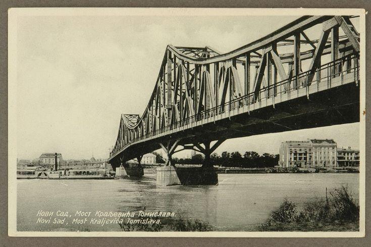 Нови Сад : мост краљевића Томислава - Дигитална БМС