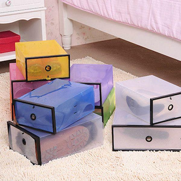 Encontrar m s cajas y papeleras de almacenamiento for Cajas de plastico transparente