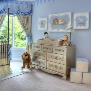 Celebrity Baby Boy Bedding