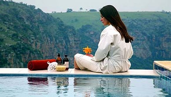 The Gorge Private Game Lodge & Spa Hotel/ Boutique Hotel in Oribi Gorge, KwaZulu-Natal http://www.wheretostay.co.za/thegorge/ The Gorge Private Game Lodge & Spa is nestled in an unspoiled part of South Africa's South Coast region of KwaZulu-Natal, the majestic Oribi Gorge. Situated only 32km from Port Shepstone, it offers one of the most spectacular natural wonders of our diverse country.