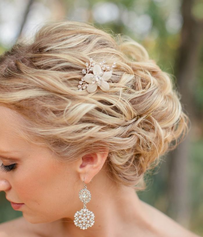 Hairstyles For Brides: 115 Best Images About Beach Wedding Hairstyles & Tips