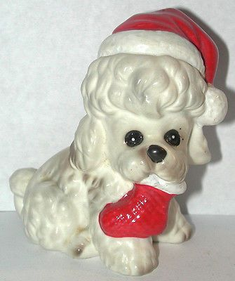 vintage poodle figurine in Poodle eBay