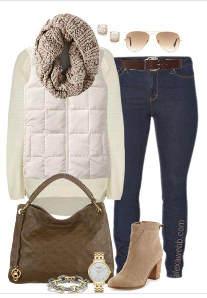 Plus Size Fashion - Plus Size Outfit Idea - Alexa Webb - alexawebb.com #alexawebb