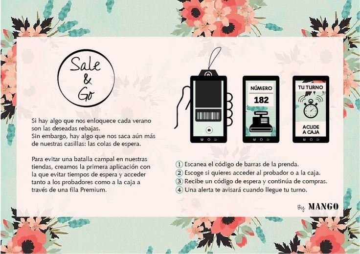 MANGO   App móvil   - Ana & Bego