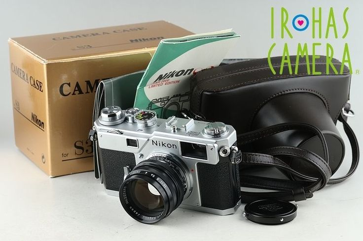 Nikon S3 YEAR 2000 Limited Edition + 50mm F/1.4 Lens + Leather Case #12406F2   eBay