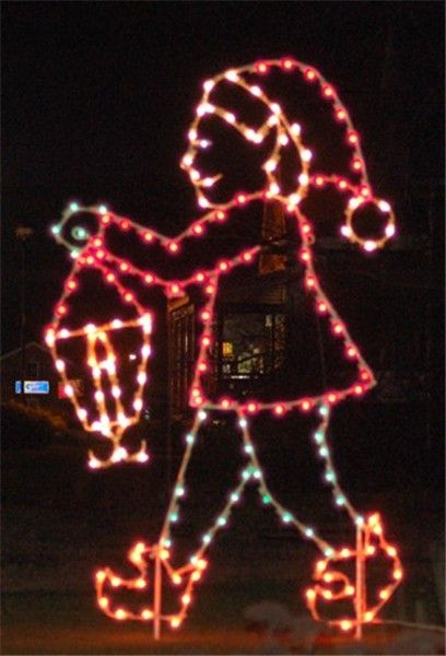Christmas Solar Decorations Outdoor