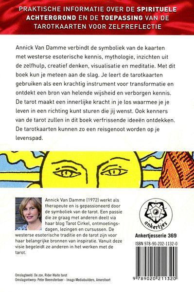 Tarot voor iedereen (boek) bij Crystal Temptation in Venlo