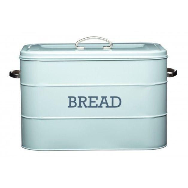 Chlebak BREAD niebieski - MIA-home-passion - Pojemniki kuchenne