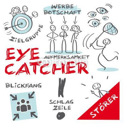 eyecatcher, erfolgreich werben