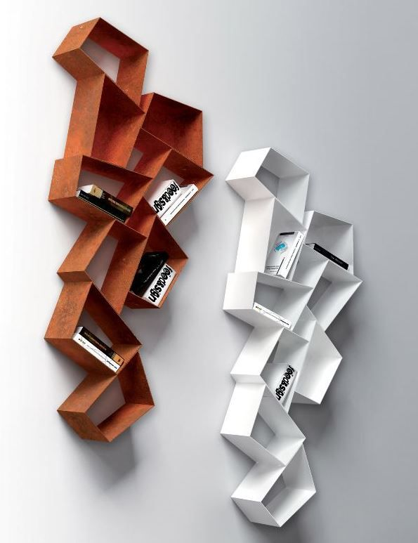 193 Best DESIGN ~ Creative Shelves Images On Pinterest | Home, Book Shelves  And Books