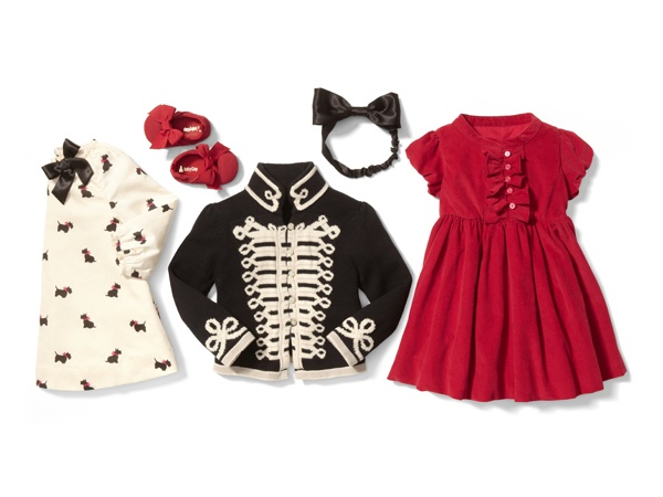 Holiday party collection #GapLove - cute outfits for kids to wear to a Christmas or New Years party. (saw this on the Gap 'pick to win' contest.)