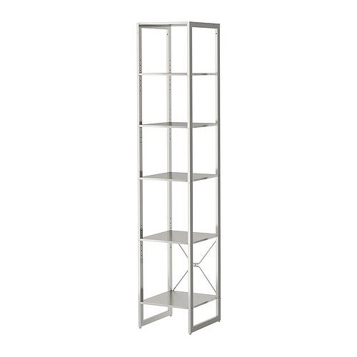 Ikea 2 Together For A: Ikea LIMHAMN Shelving Unit $129.00. Would Need To Put 2