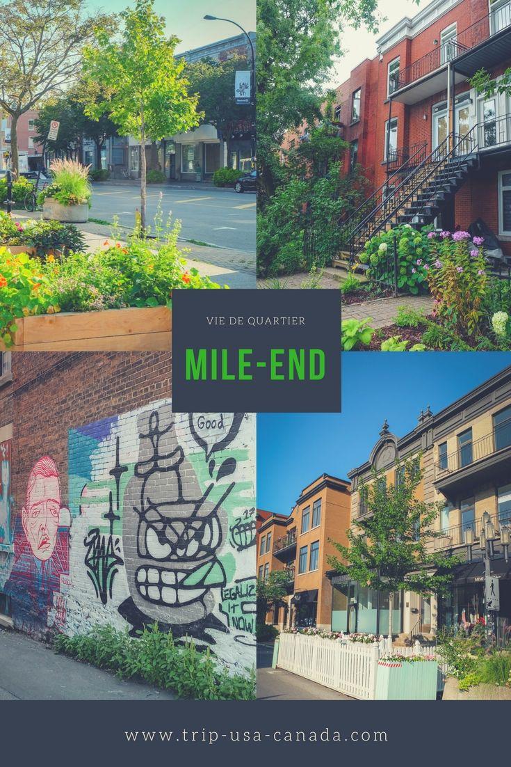 Le Mile-end à Montréal  http://www.trip-usa-canada.com/visiter-montreal-mile-end/
