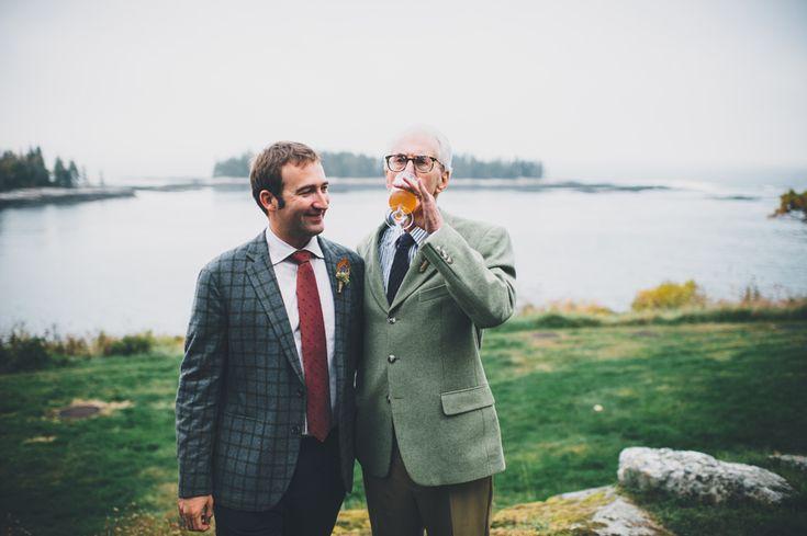 Grey Havens Inn Georgetown Maine wedding
