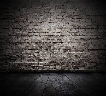 Downloaden - Oude kamer met bakstenen muur — Stockbeeld #3842728
