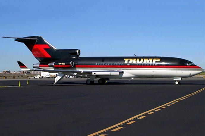 A look inside Donald Trump's $100 million custom-built private jet