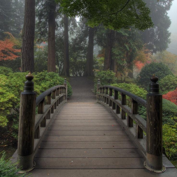 52 best images about love zen gardens on pinterest for Zen garden bridge