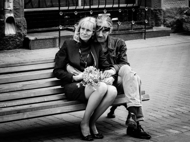 «Arbat's romance»  (City and People #29) by Andrew Barkhatov on 500px