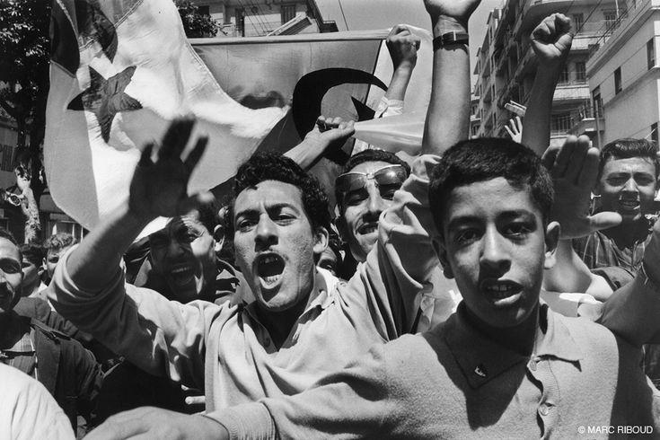 Alger, 2 juillet 1962. Célébration de l'Indépendance.
