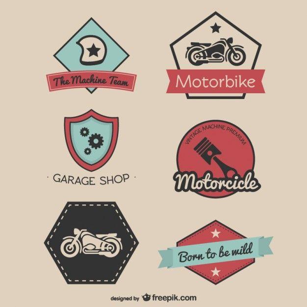 vintage motos dibujo - Buscar con Google